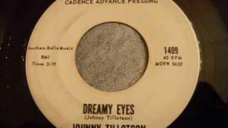 Johnny Tillotson - Dreamy Eyes - Nice Teen / Doo Wop Ballad