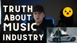 "Tom MacDonald - ""The Music Industry"" Australian Reaction"