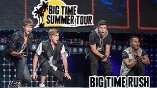 Карлос Пена, Big Time Rush - Big Time Summer Tour