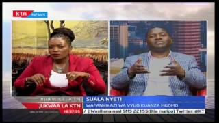 Jukwaa la KTN: Katibu Mkuu KUSU- Charles Mukwaya atuharifu kuhusu mgomo wa wafanyikazi wa Vyuo vikuu