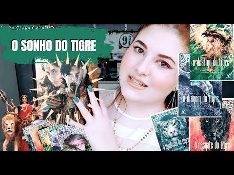 O SONHO DO TIGRE | RESENHA