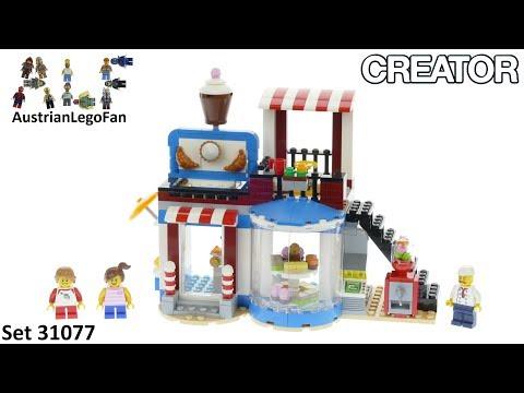 Vidéo LEGO Creator 31077 : Un univers plein de surprises