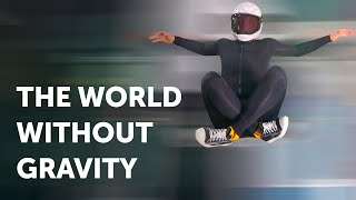 What If There Was No Gravity for 1 Minute