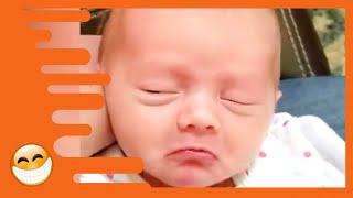 Cute Newborn Babies With Families #2 -  Cute Baby Videos