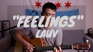 Lauv   Feelings (acoustic Cover)
