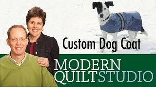 Make A Custom Dog Coat