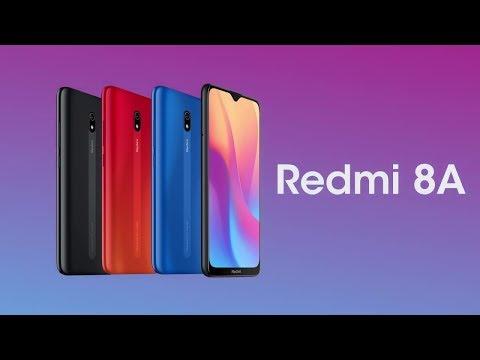 Смартфон Xiaomi Redmi 8A 2GB/32GB Sunset Red