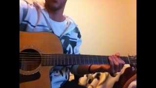 Flo Rida - Whistle (EASY Guitar Tutorial)