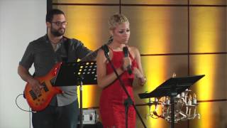 JUAN LUIS GUERRA-Amor DE CONUCO-live performance by KARINA PASIAN