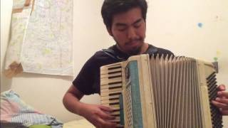Call Me Back - The Strokes Accordion