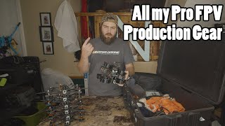 EVERYTHING in my Professional FPV Production Shoots Loadout