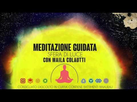 meditazione guidata: SFERA DI LUCE