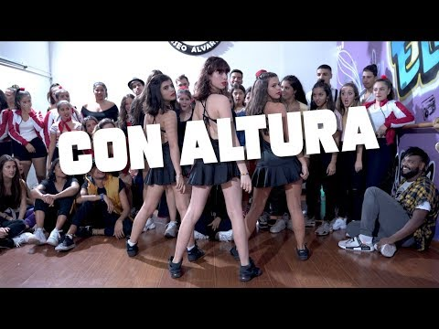CON ALTURA - ROSALÍA, J Balvin ft. El Guincho | Choreography by Emir Abdul Gani