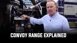 Penrite CONVOY range explained