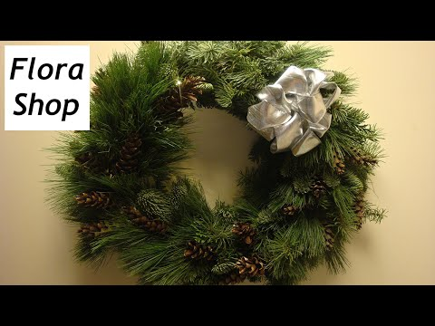 dekoideen weihnachten t rkr nze selber machen tutorial diy flora. Black Bedroom Furniture Sets. Home Design Ideas