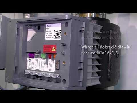 Wilo- Stratos MAXO: Jak podłączyć styki terminala - zdjęcie