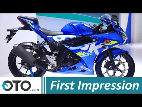 Suzuki GSX R150 ABS 2018 | First Impression | Tambah ABS, Berapa Harganya? OTO.com