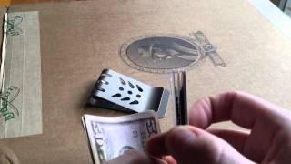Superior Titanium Viper Money Clip