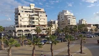 Акко, Израиль с высоты полёта | Acre Israel Dji Phantom 4 | автор Андрюшка !!!