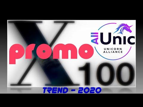 Куда инвестировать в 2020 году - управленческая франшиза AllUnic Холдинг X100