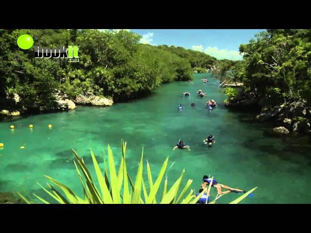 Swim & Snorkel Xel Ha Tour Cancun, Mexico