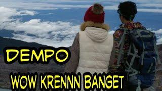 Pendaki,pendakian Gunung Dempo,kota Pagar Alam Sumsel