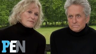 Fatal Attraction: Michael Douglas & Glenn Close On The Famous Bunny Boiling Scene | PEN | People