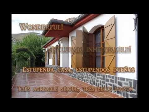 Alojamiento rural Vista Blanca, Granada 2014