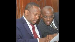 Newsdesk Discussion: Plans to reconcile Nairobi governor Mike Mbuvi and Polycarp Igathe underway