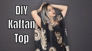 How To Make A Kaftan From Scratch | DIY Style