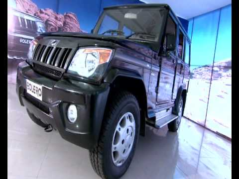 Mahindra Bolero a perfect SUV