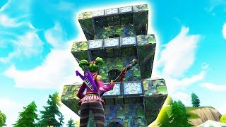 """Fortnite """"PORT-A-FORTRESS"""" gameplay.."""
