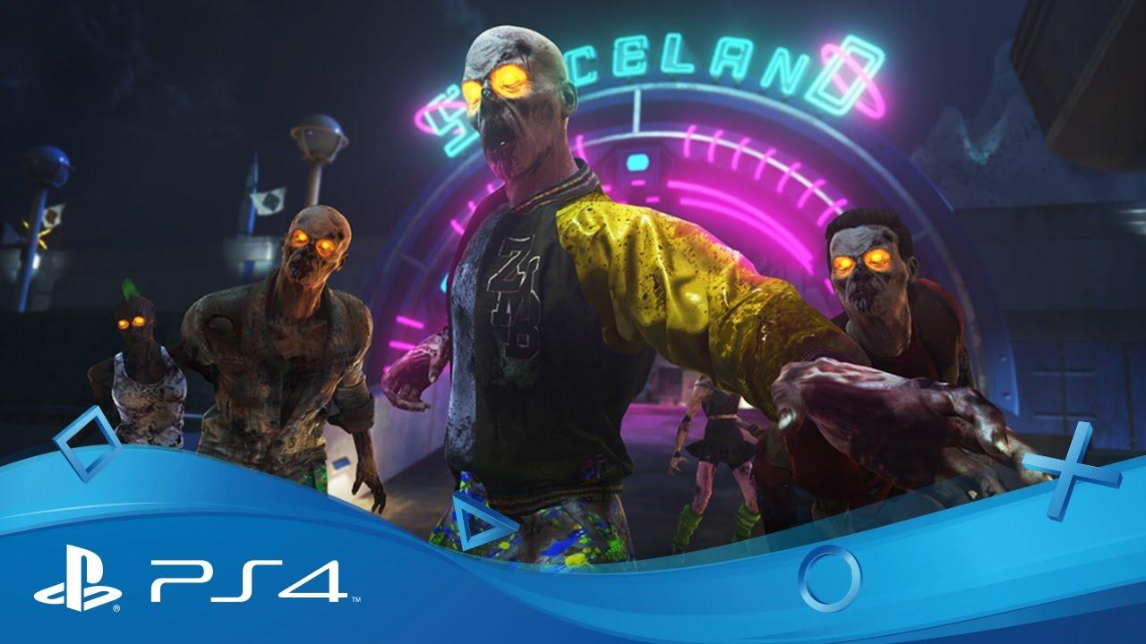 Call of Duty: Infinite Warfare 'Zombies in Spaceland' enthüllt