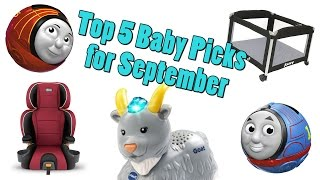 Top 5 Baby Products from TTPM