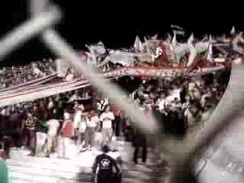 """""""HINCHADA VS. ATLANTA 31/03/08"""" Barra: Los Borrachos de Morón • Club: Deportivo Morón"""
