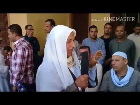 جلسه  عرفيه بديوان عزام بالصف للصلح بين أبوعبدالله وابوحجازي