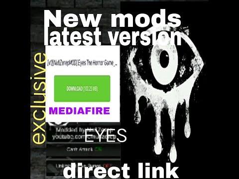 Eyes : Horror Games Hack ( MOD MENU ) V  5 5 52 APK MOD