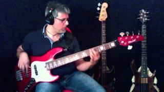 Che Dio ti benedica by Pino Daniele (personal bass cover by Rino Conteduca)