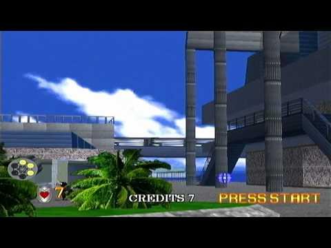 virtua cop 2 dreamcast cdi