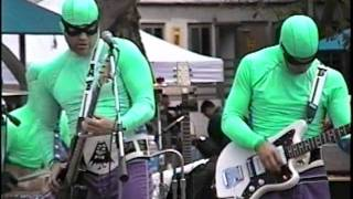 The Aquabats! - The Cat With 2 Heads LIVE '98 Fullerton