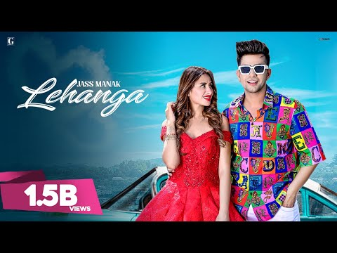 Lehanga : Jass Manak (Official Video) Satti Dhillon | Latest Punjabi Songs | GK DIGITAL | Geet MP3