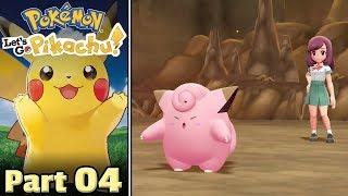 Pokémon Let's Go! Pikachu, Part 04 • Fly Me Through Mt. Moon! • STREAM ARCHIVE