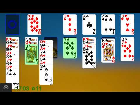 Video of Solitaire