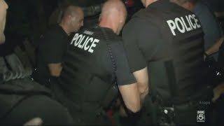 AMAZING POLICE ENCOUNTERS