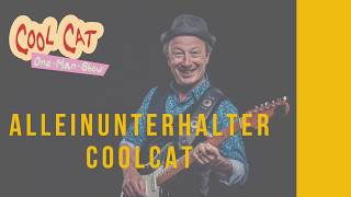 CoolCat - die EinMann-Partyband video preview