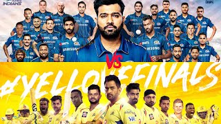 CSK vs MI | Lion vs Hyena  | Best vs Best | Mafia version |
