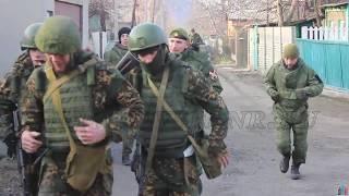 В Макеевке проходят соревнования среди спецподразделений ДНР