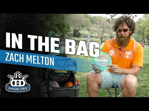 Youtube cover image for Zach Melton: 2019 In the Bag
