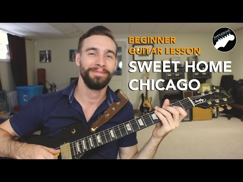 In this bass guitar lesson, james breaks down sweet home chicago into simple parts and also shares useful walking bass concepts. Sweet Home Chicago By Eric Clapton Guitar Lesson Tunelessons Com