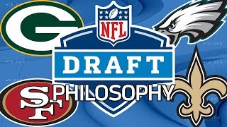What Team Has the BEST Draft Philosophy? | NFL Network